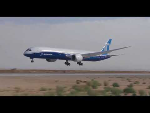 Take a bow: Boeing 787-10 Takeoff performance testing
