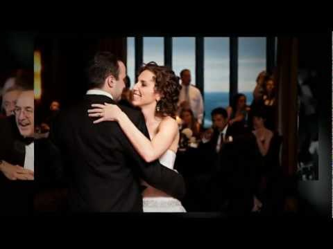 Claire And Matt's Temple Israel Wedding