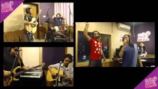 Bangladeshi Band Chirkut live at Radio foorti