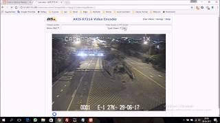 Online Güvenlik Kameralarına Giriş - Google Dork