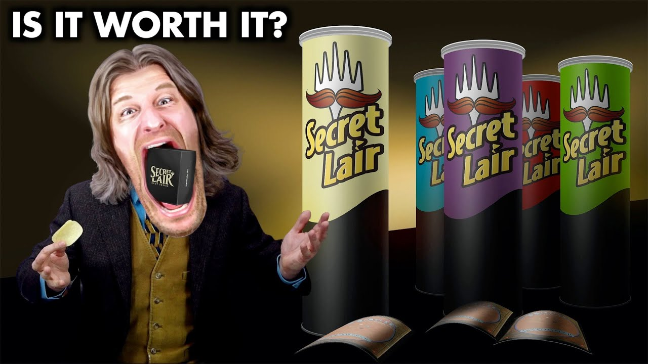Is It Worth It To Pop A New Secret Lair? The Magic: The Gathering Product That Just Won't Stop!
