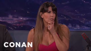 "Patty Jenkins Hopes To Direct The ""Wonder Woman"" Sequel  - CONAN on TBS"