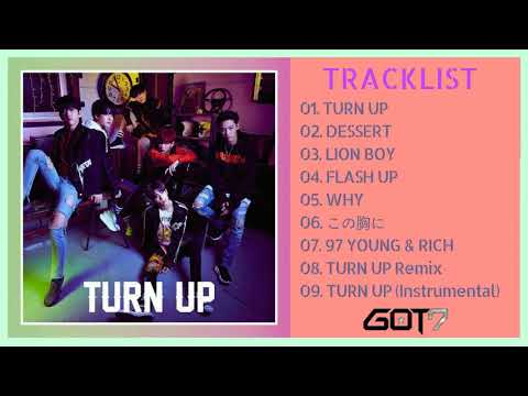 GOT7 – TURN UP (Complete Edition)