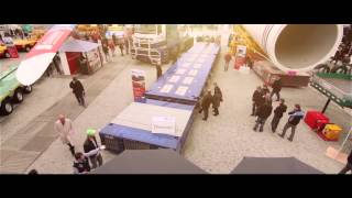 BAUMA 2013: TII Group with SCHEUERLE, NICOLAS and KAMAG