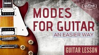 Baixar Modes for Guitar - An Easier Way