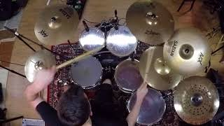 Black Is the Soul by Korn Drum Cover