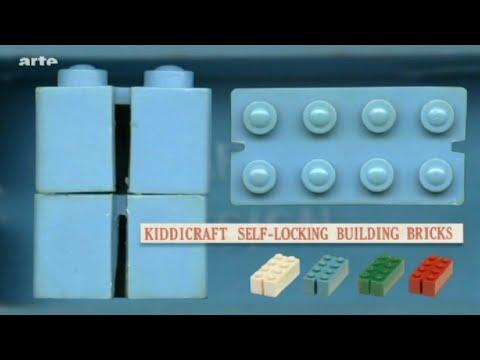 DESIGN: Der LEGO Stein, TV ARTE with golego