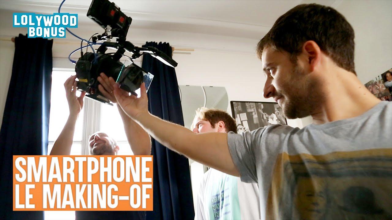 Dans la tête d'un smartphone : Le making-of