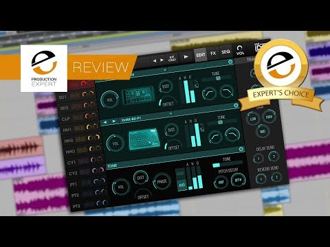 Review - BeatBox Anthology 2 Electronic Drum Library By UVI