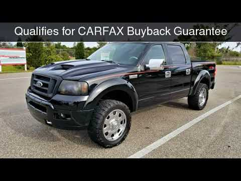 2005 FORD F150 4x4 CLEAN CARFAX FX4  Used Cars - Palmetto,FL - 2018-03-27