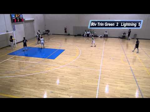 Futsol River Trinity Green vs Lightning