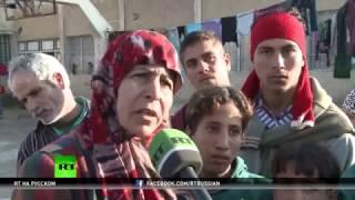 «В глазах людей читается страх»: беженцы из Дейр-эз-Зора рассказали RT о жизни под контролем ИГ
