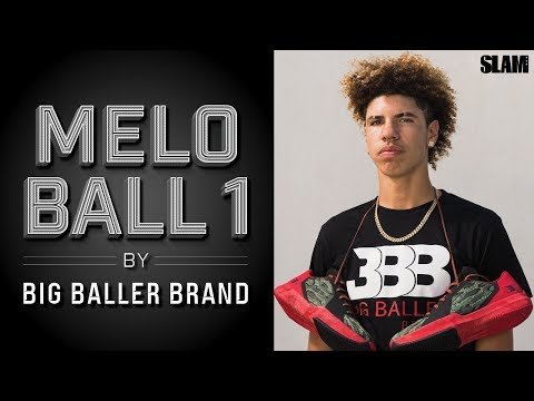 EXCLUSIVE: LaMelo Ball Debuts His Melo Ball 1 Signature Sneaker