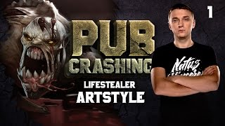 Pubs Crashing: ArtStyle on Lifestealer vol.1