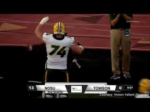 NDSU Football vs. Towson Recap
