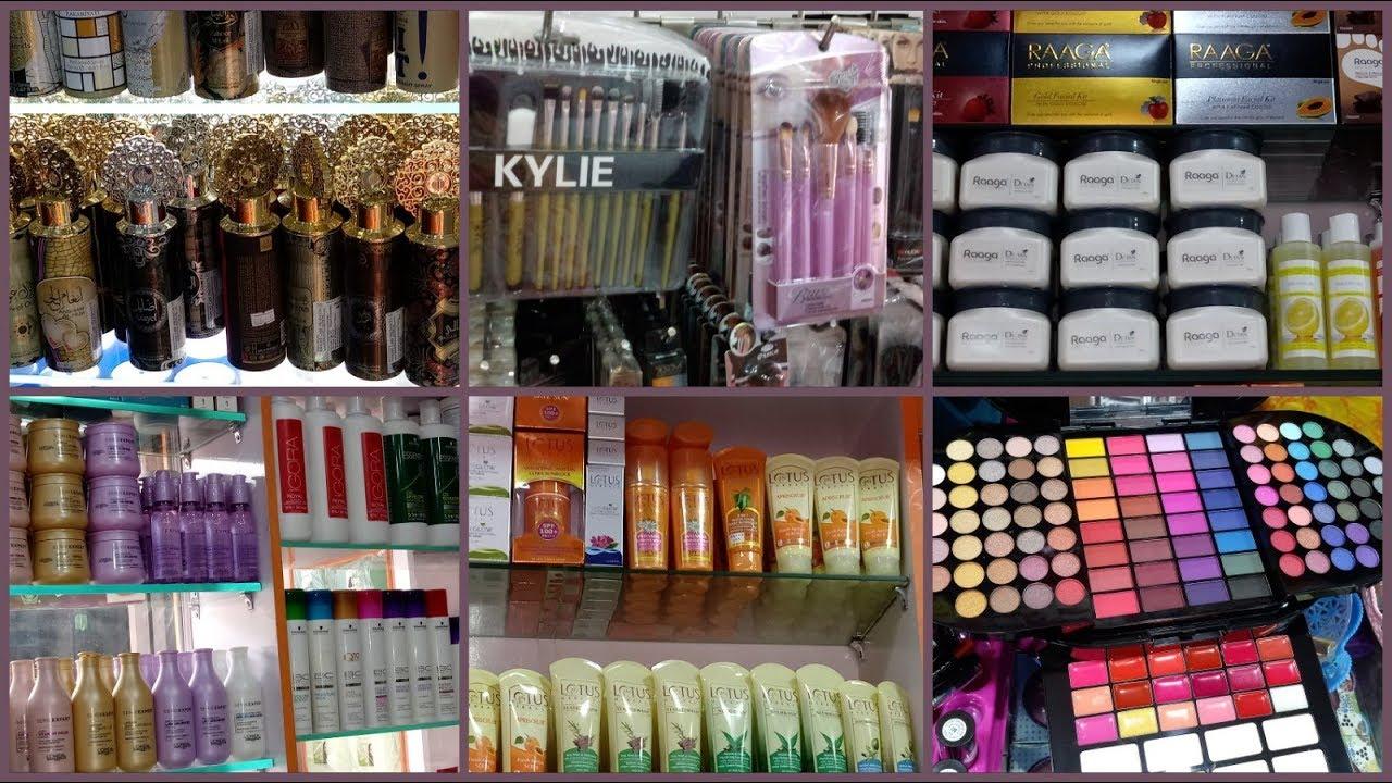 Cosmatics Beauty Products Wholesale shop |COIMBATORE SHOPPING VLOG