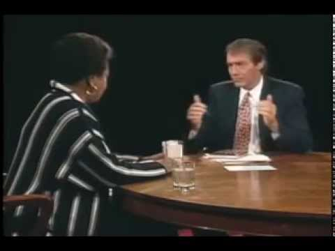Poet Maya Angelou; Choreographer Paul Taylor (Nov. 2, 1993) | Charlie Rose