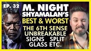 Flick Connection Podcast #33 M. Night Shyamalan's Rise, Fall & Return?