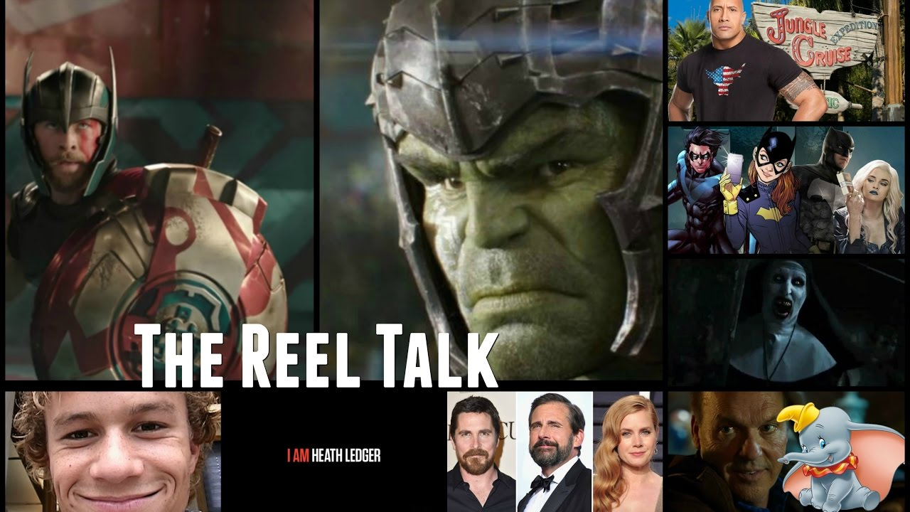 Thor: Ragnarok Teaser Released, 4 Batman Movies In 2019? - The Reel Talk
