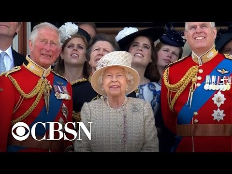 Royals celebrate birthdays for Queen Elizabeth II and Prince Philip