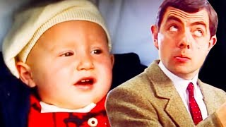 BABY Bean | Mr Bean Full Episodes | Mr Bean Official