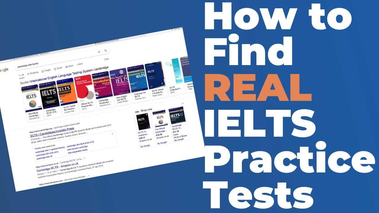 The ONLY 3 Sources of Real IELTS Practice Tests (Beware of fake tests)