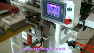 Three bag of Facial tissue packing machine