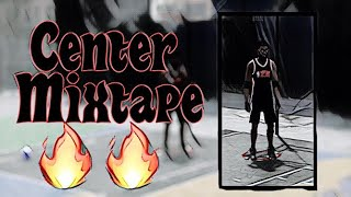 FIRST CENTER MIXTAPE IN NBA 2K18!! IM THE BEST AT THIS SNAGGING SH-- P.1