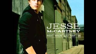 Right Where You Want Me - Jesse McCartney (with lyrics in description)