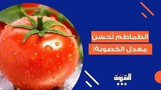 الشروق|الإكثار من تناول الطماطم يزيد من نسبة الحيوانات المنوية