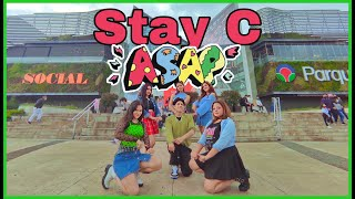 [KPOP IN PUBLIC CHALLENGE COLOMBIA] [ONE SHOT ] STAYC (스테이씨) - ASAP | Aeternum Dance Crew