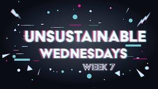 Unsustainable Wednesdays - Week 7 | Fantasy Hockey Podcast