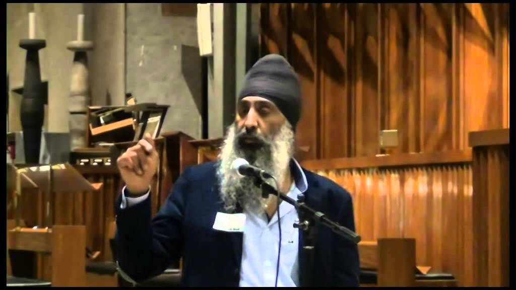 Dav Panesar - Mindfulness & Compassion at Coventry Cathedral 2014