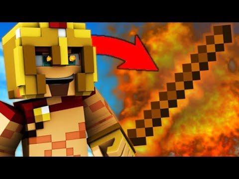 LE BÂTON LE PLUS PUISSANT DE MINECRAFT ?! Minecraft Bedwars ! thumbnail