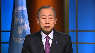 Ban Ki-moon, Secretary-General of the United Nations - message to UPU World Strategy Conference