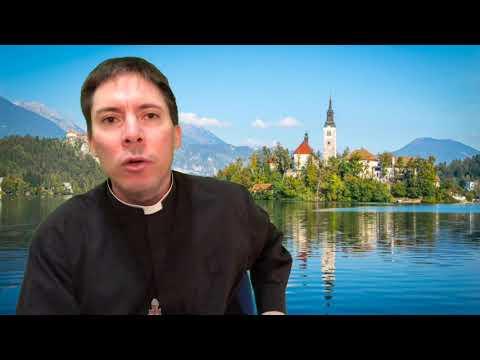 A Trust Worthy Of God - Fr. Mark Goring, CC