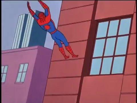 laraigne spider man 1967 gnrique