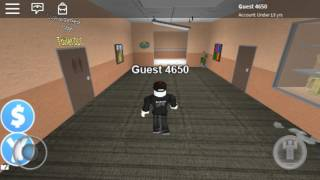 roblox (mapa the crazy elevator no celular)