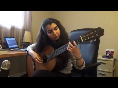 Hysteria-Muse (Classical Guitar)