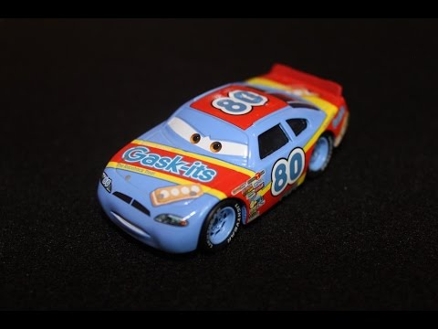 Mattel Disney Cars Gask Its 80 Sage Vanderspin Piston