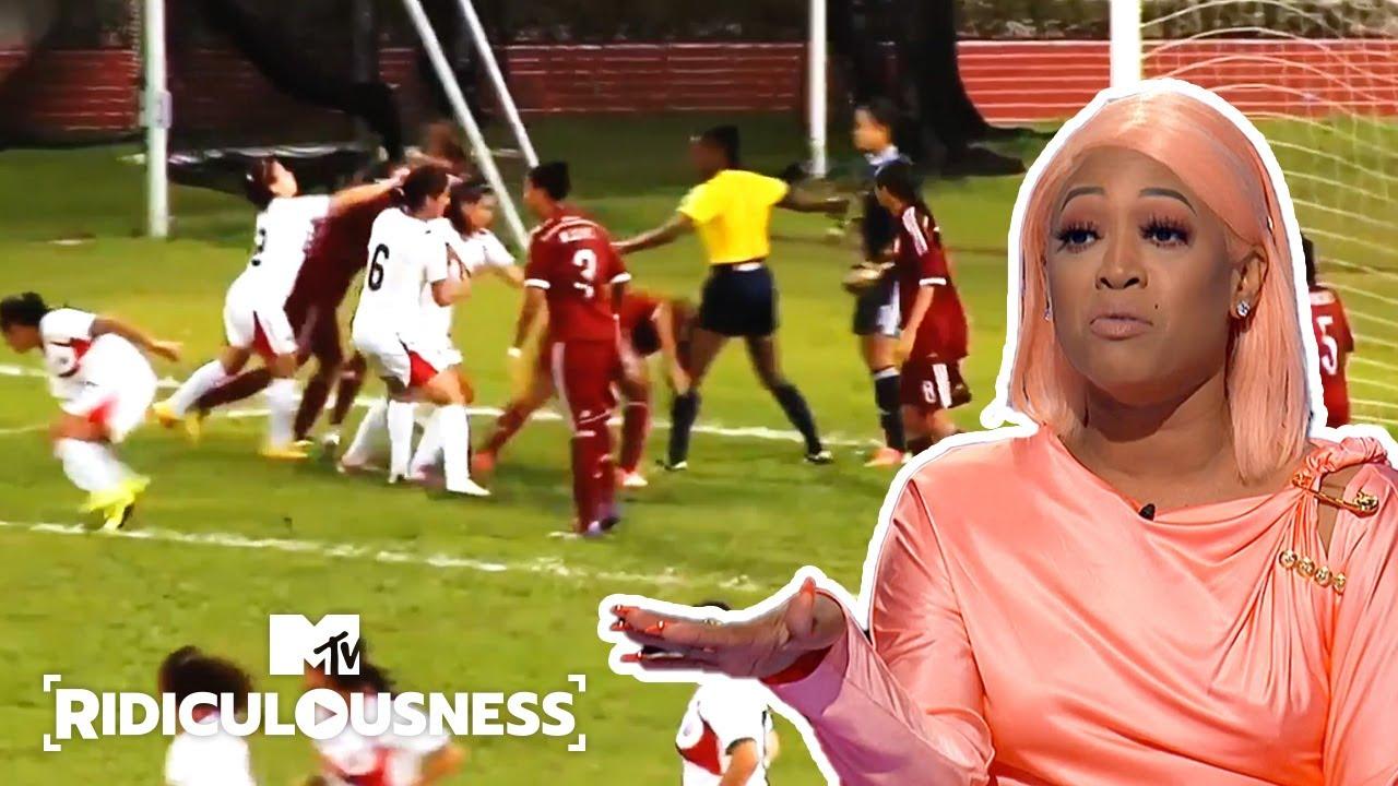 Trina Says Let 'Em Fight! 👊💥 Ridiculousness