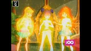 Winx Club: Evolution of Winx:  Many Magical Transformations! Nick HD