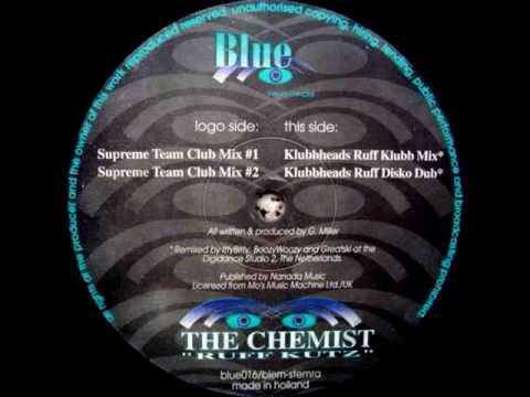 The Chemist - Ruff Kutz (Klubbheads Ruff Klubb Mix) [Blue Records 1996]