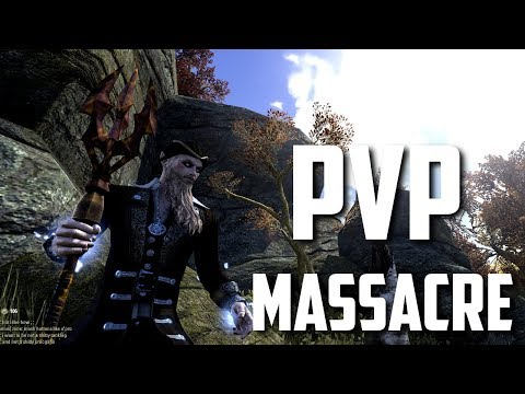 ESO - The Greatest Of All Time (PvP Domination)