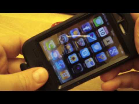 33aca4d3dd9 Solio Mono Solar Charger - When It Works- iPod Shuffle iPhone 3gs & Garmin  Nuvi 250