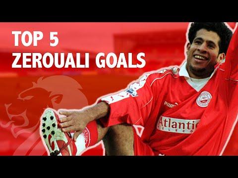Top 5 Zerouali Goals