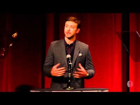 Justin Timberlake's Tribute To Gene Kelly