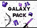 Minecraft Galaxy Texture Pack UHC/PvP Speedart+Download