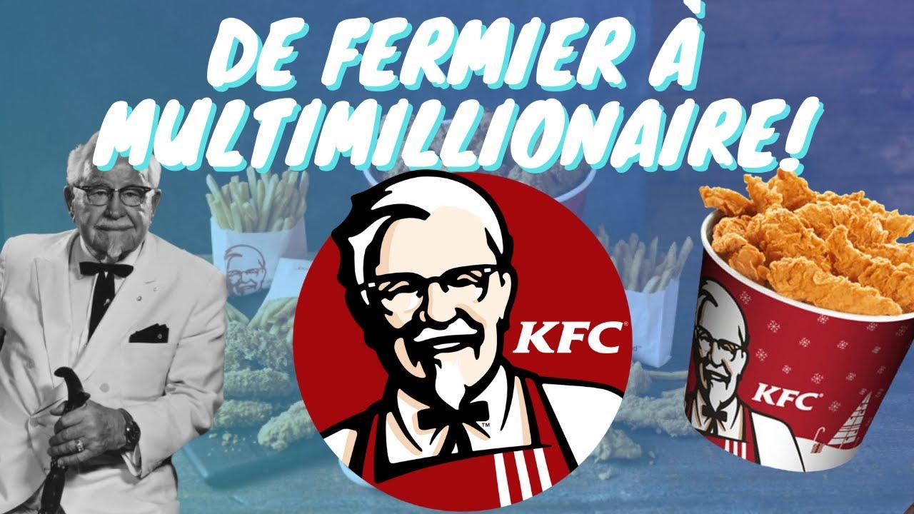 Download L'histoire incroyable de KFC et du Colonel Sanders!