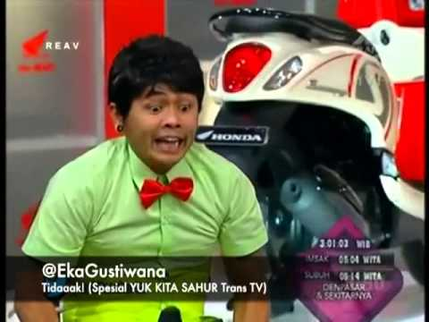 Speech Composing Wendy Cagur - Tidaaak! (Spesial YKS Trans TV)